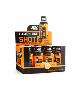 Optimum - L-carnitine shot 12 shot da 60ml