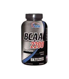 ANSI - BCAA 2200 Free form caps
